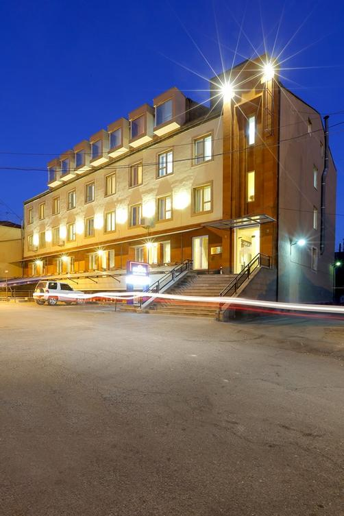 Minotel Barsam Suites - Yerevan - Outdoors view