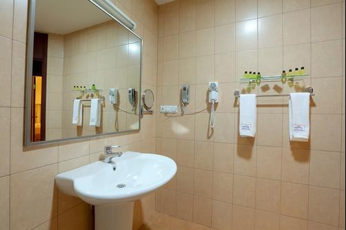 Minotel Barsam Suites - Yerevan - Bathroom