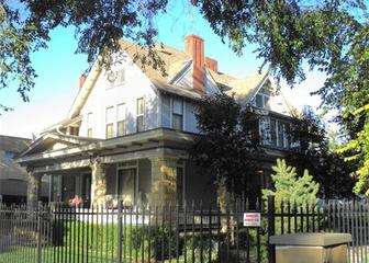 Wichita - Serenity Bed and Breakfast Inn @ 1018 N. Market St in Wichita, KS 67214