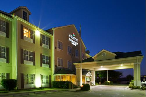 Country Inn & Suites By Carlson, Round Rock, TX - Round Rock - Building