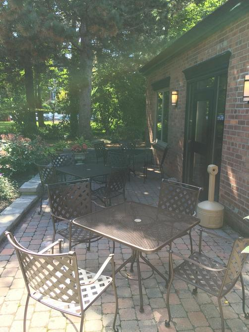 The East Avenue Inn & Suites - Rochester - Patio