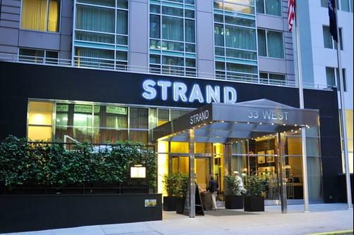The Strand Hotel - New York - Outdoors view