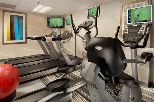 Comfort Inn Downtown DC/Convention Center - Washington - Gym
