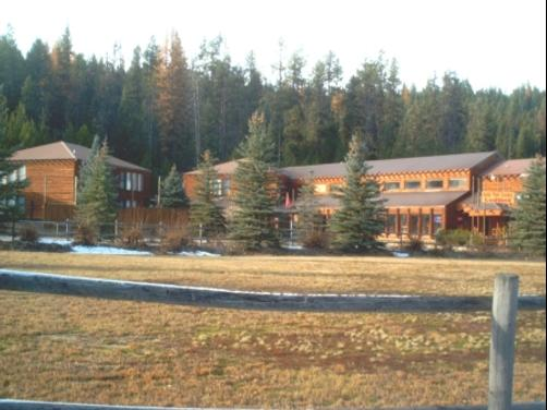 The Lodge at Lolo Hot Springs - Lolo - Building