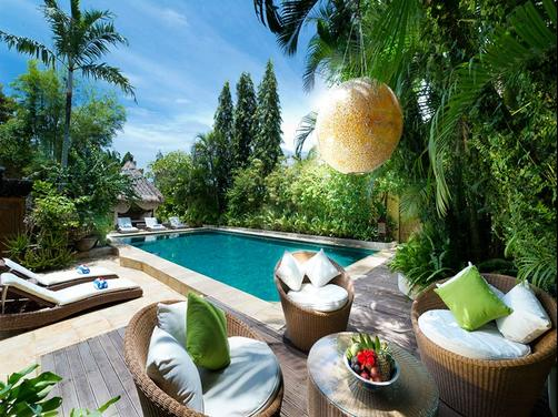 Villa Shamira - an Elite Haven - Canggu - Pool