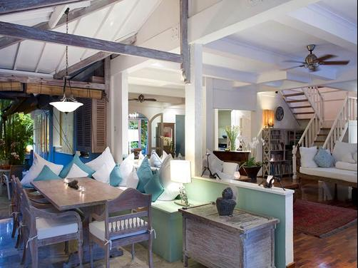 Villa Shamira - an Elite Haven - Canggu - Living room