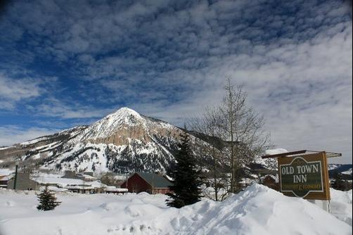 Old Town Inn - Crested Butte - Outdoors view