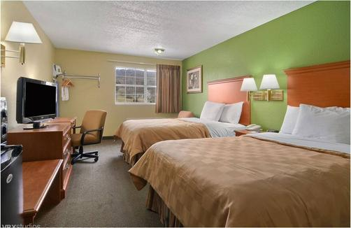 Ramada Limited Chattanooga - Chattanooga - Bedroom
