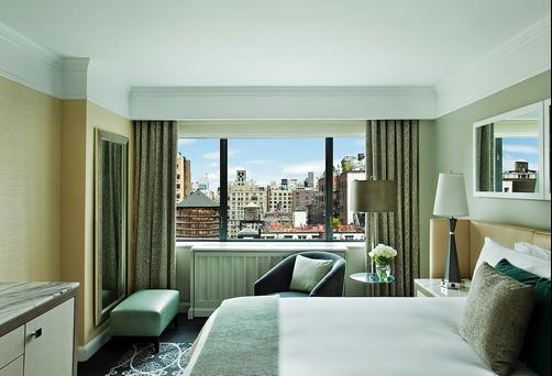 Loews Regency New York Hotel - New York - Bedroom