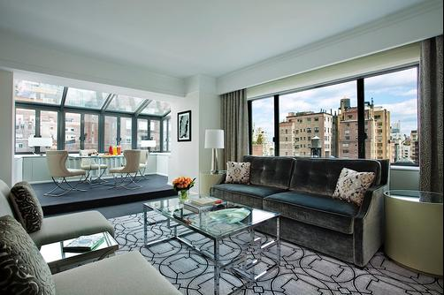 Loews Regency New York Hotel - New York - Living room