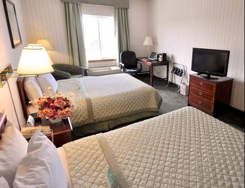 Meadowlands Plaza Hotel - Secaucus - Double room
