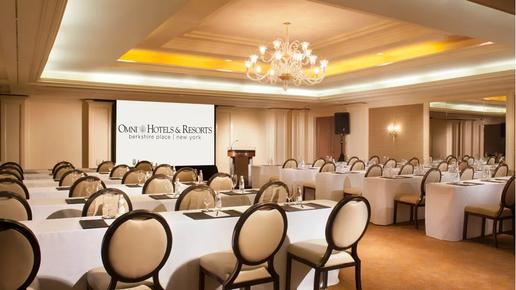 Omni Berkshire Place - New York - Conference room