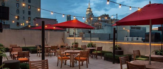 GEM Hotel - Chelsea, an Ascend Hotel Collection Member - New York - Patio