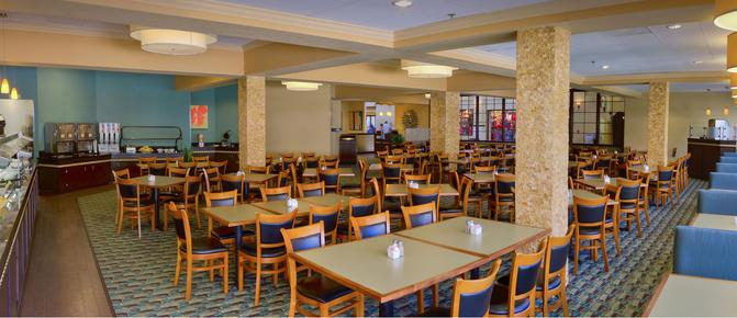 Rosen Inn at Pointe Orlando - Orlando - Restaurant