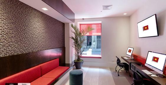 Gatsby Hotel, an Ascend Hotel Collection Member - New York - Business center