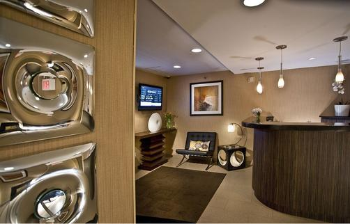 Gatsby Hotel, an Ascend Hotel Collection Member - New York - Front desk
