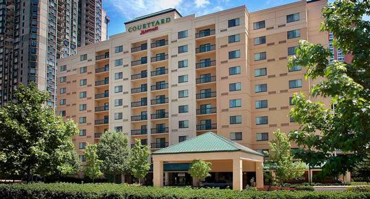 Courtyard by Marriott Jersey City Newport - Jersey City - Building