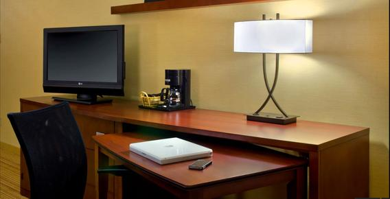 Courtyard by Marriott Jersey City Newport - Jersey City - Bedroom