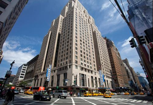 Wyndham New Yorker Hotel - New York - Building