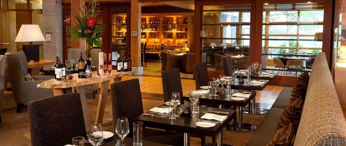 Cedarbrook Lodge - SeaTac - Restaurant