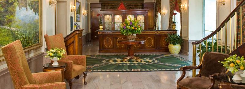 Phoenix Park Hotel - Washington - Lobby
