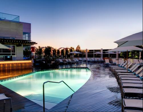 Borgata Hotel Casino & Spa - Atlantic City - Pool