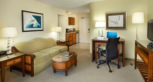 Courtyard by Marriott Waikiki Beach - Honolulu - Living room