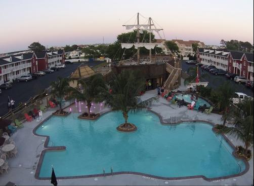 Francis Scott Key Family Resort - Ocean City - Pool