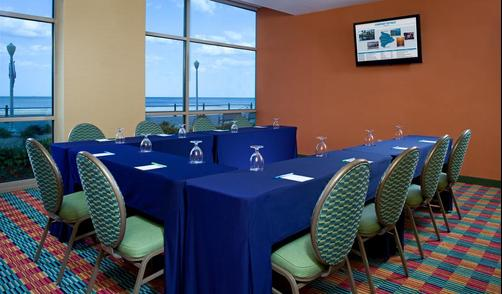 SpringHill Suites by Marriott Virginia Beach Oceanfront - Virginia Beach - Conference room