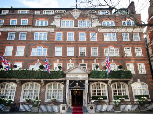 The Goring - London - Building