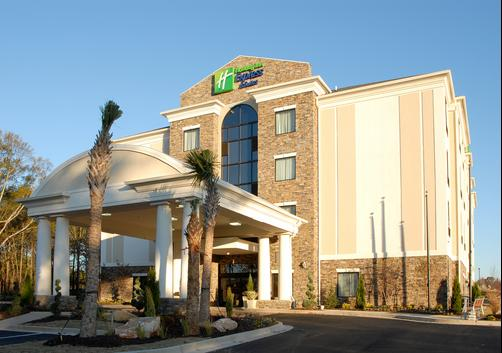 Holiday Inn Express Hotel & Suites Atlanta Southwest-Fairburn - Fairburn - Building