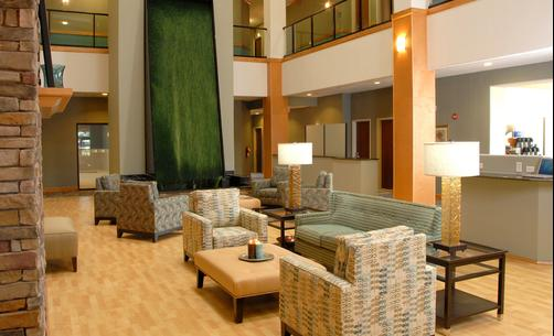 Holiday Inn Express Hotel & Suites Atlanta Southwest-Fairburn - Fairburn - Lobby