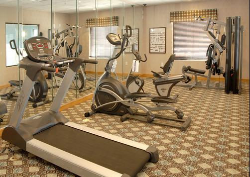 Holiday Inn Express Hotel & Suites Atlanta Southwest-Fairburn - Fairburn - Gym