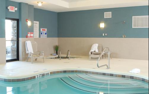 Holiday Inn Express Hotel & Suites Atlanta Southwest-Fairburn - Fairburn - Pool