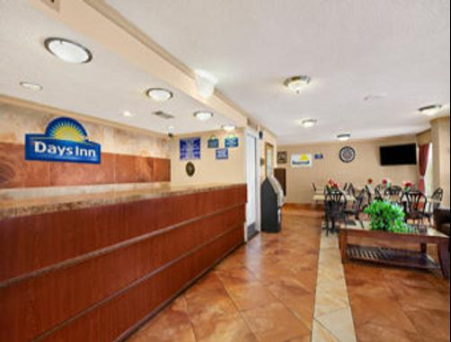 Days Inn Orlando Downtown - Orlando - Lobby