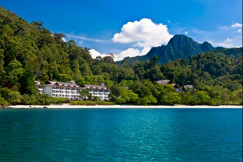 The Andaman, a Luxury Collection Resort, Langkawi - Langkawi - Building