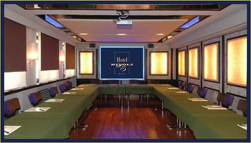 Hotel Rivoli - Munich - Conference room