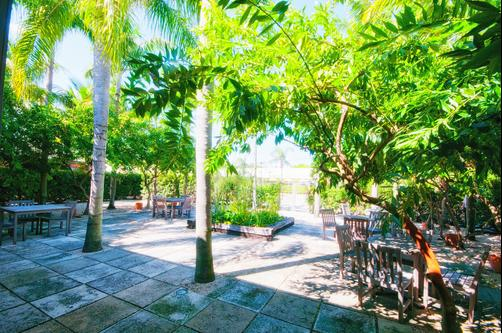 Hotel Biba - West Palm Beach - Patio