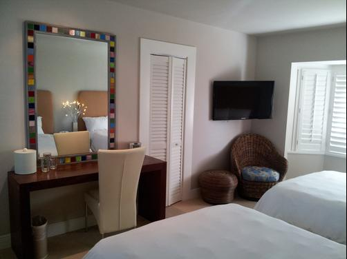 Hotel Biba - West Palm Beach - Bedroom