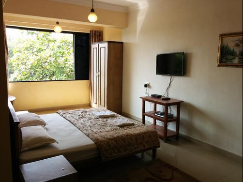 Goan Clove, Apartment Hotel - Vagator - Bedroom