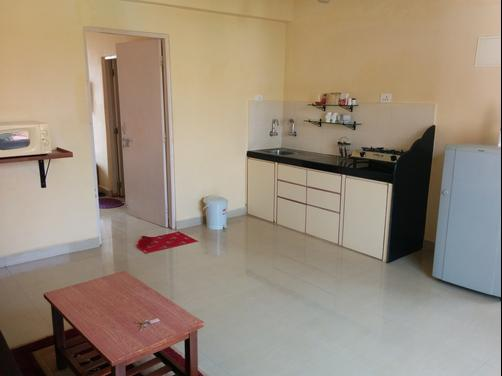 Goan Clove, Apartment Hotel - Vagator - Double room