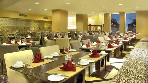 Aston Samarinda Hotel and Convention Center - Samarinda - Restaurant