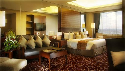 Aston Samarinda Hotel and Convention Center - Samarinda - Bedroom