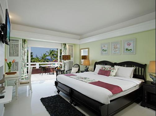 Thavorn Palm Beach Resort - Phuket - Bedroom