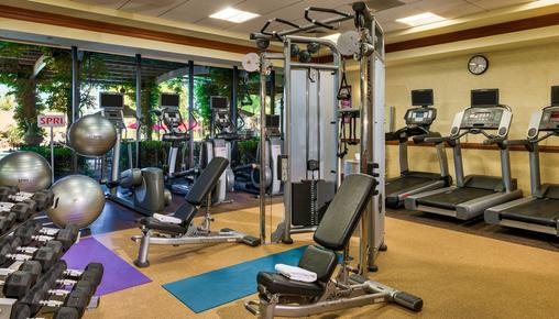 Sacramento Marriott Rancho Cordova - Rancho Cordova - Gym