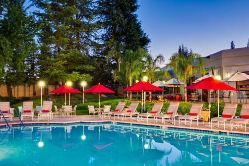 Sacramento Marriott Rancho Cordova - Rancho Cordova - Pool