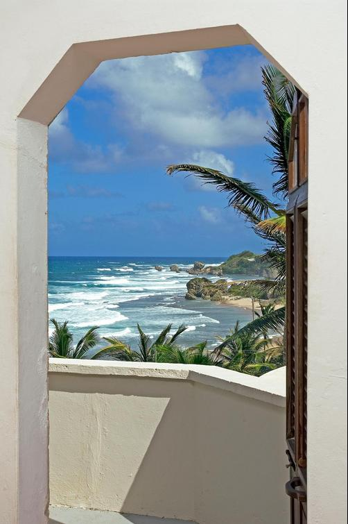 Round House - Bathsheba