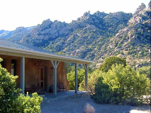 Cochise Stronghold, A Canyon Nature Retreat - Pearce - Outdoors view