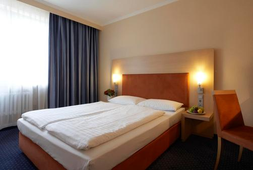 InterCityHotel Stuttgart - Stuttgart - Bedroom