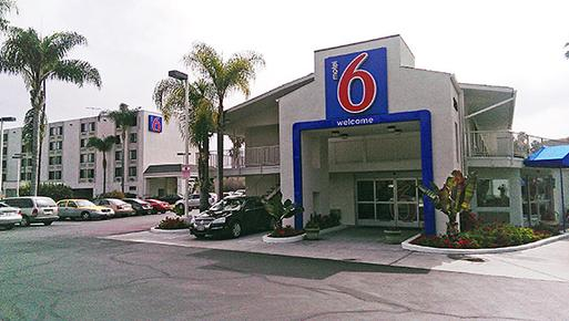 Motel 6 San Diego Hotel Circle Mission Valley - San Diego - Building